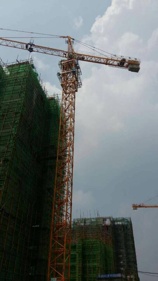 Dongyue tower crane in Shanxi Province